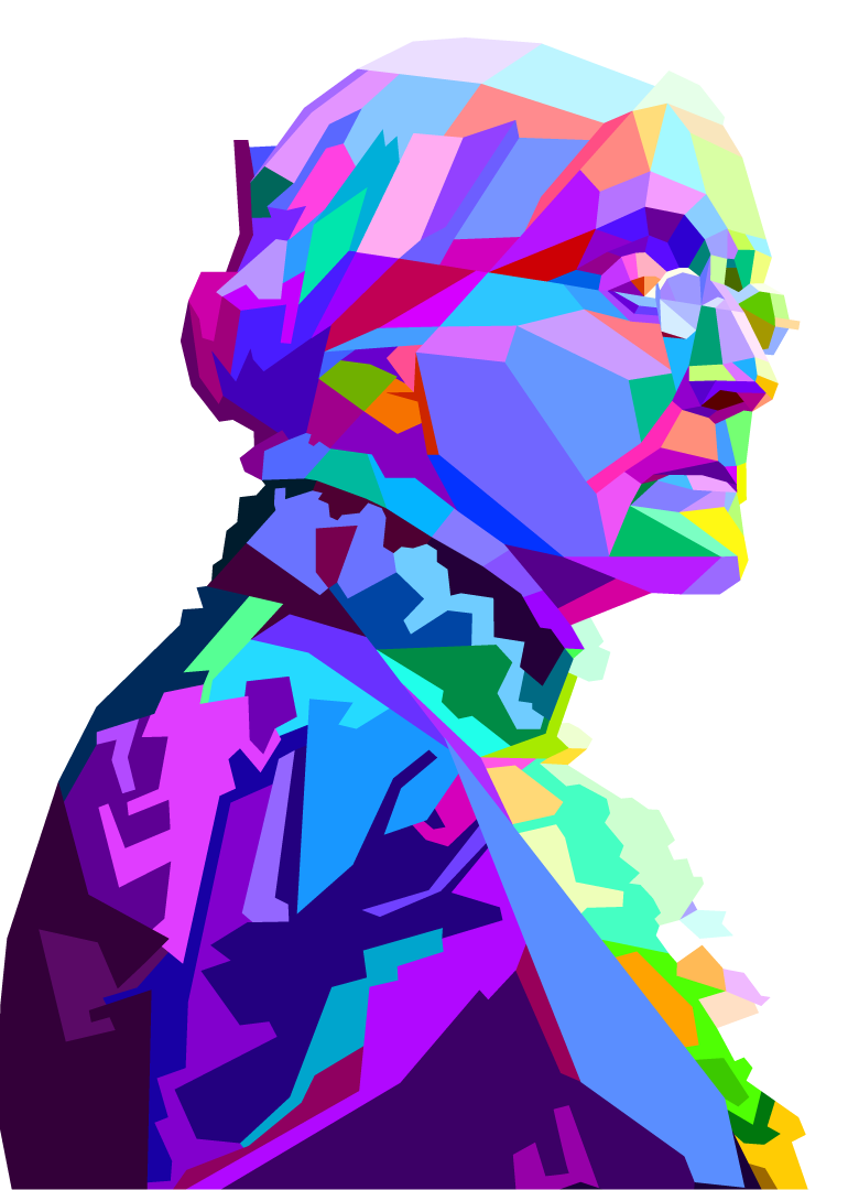 A portrait of Susan B. Anthony